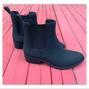 Jeffrey Campbell Forecast Chelsea Waterproof Boots